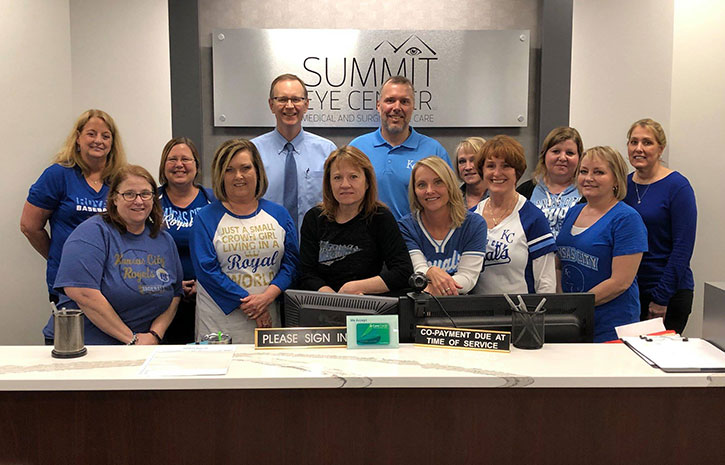 Summit Eye Center Team